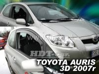 Ofuky oken TOYOTA Auris 3D 2007 =>, přední