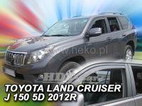 Ofuky oken Toyota Land Cruiser J150 5D 2009 => přední