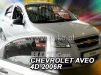 Ofuky oken Chevrolet Aveo 4D 2006 => sedan přední + zadní
