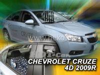 Ofuky oken Chevrolet Cruze 2009r =>, 4ks přední + zadní