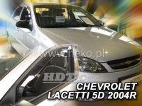 Ofuky oken Chevrolet Lacetti 4D, 2004 => přední