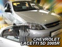 Ofuky oken Chevrolet Lacetti htb 5D, 2004 => přední + zadní