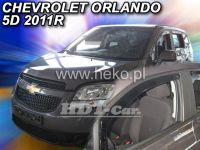Ofuky oken Chevrolet Orlando od roku 2011r =>, přední