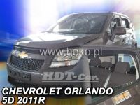 Ofuky oken Chevrolet Orlando od roku 2011r =>, přední + zadní