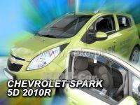 Ofuky oken Chevrolet Spark 5D 2010 =>, přední