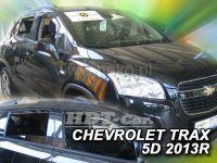 Ofuky oken Chevrolet Trax 5D 2013=> + zadní