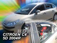 Ofuky oken Citroen C4 5D 2004 => + zadní