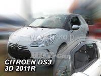 Ofuky oken CITROEN DS3 3D, 2010 =>, přední