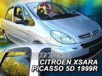 Ofuky oken Citroen Xsara Picasso 5D 1999 =>, + zadní