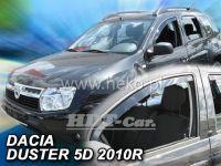 Ofuky oken Dacia Duster od 2010r =>, 5dv. přední