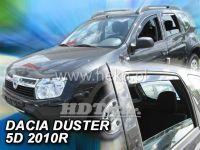 Ofuky oken Dacia Duster 2010r =>, přední + zadní