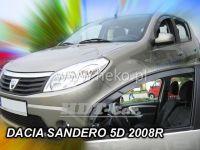 Ofuky oken Dacia Sandero 2008r =>, 2ks přední