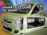 Ofuky oken Daihatsu Cuore VII 5D 2007 =>, + zadní