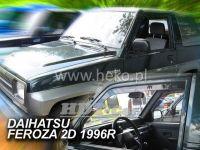 Ofuky oken Daihatsu Feroza 2D 89--98R přední