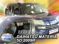 Ofuky oken Daihatsu Materia 5D 2006 =>, přední
