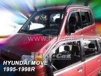 Ofuky oken Daihatsu Move 5D 95--98R + zadní