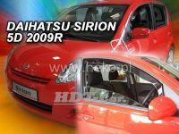 Ofuky oken Daihatsu Sirion 5D 2005 => přední