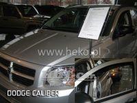 Ofuky oken Dodge Caliber 5D 2006 =>, přední + zadní