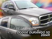 Ofuky oken Dodge Durango 5D 2004=> přední + zadní