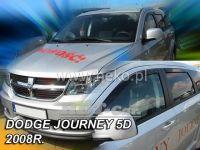 Ofuky oken Dodge Journey 5D 2008 => přední