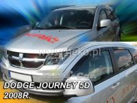 Ofuky oken Dodge Journey 5D 2008 => přední + zadní