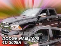Ofuky oken Dodge Ram 4D 2009r =>, přední + zadní
