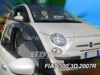 Ofuky oken Fiat 500 3D 2007=>, přední
