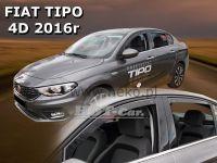 Ofuky oken Fiat Tipo 5D 16R, přední + zadní