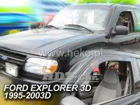 Ofuky oken Ford Explorer 3D 95--03R přední