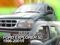 Ofuky oken Ford Explorer 5D 96--01R přední + zadní