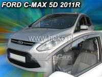 Ofuky oken Ford Grand C MAX 5D, 2011 => přední