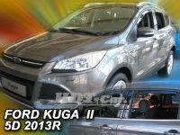 Ofuky oken Ford Kuga II 5D, 2012=> přední + zadní