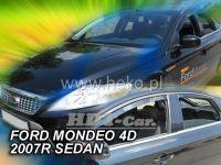 Ofuky oken Ford Mondeo 4/5D 2007 =>, htb/sedan přední + zadní