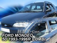 Ofuky oken Ford Mondeo 4D 93-96r combi přední + zadní