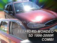Ofuky oken Ford Mondeo combi 96-2000r, 4ks přední + zadní