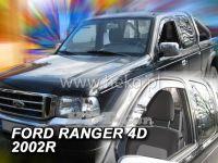 Ofuky oken Ford Ranger 4D 2002-07r přední
