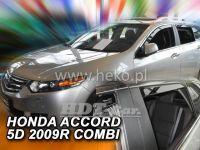 Ofuky oken Honda Accord 4D 2008 =>, combi přední + zadní
