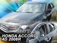 Ofuky oken Honda Accord 4D 2008 =>, přední