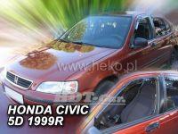 Ofuky oken Honda Civic 4D EJ, EK 96-00r přední