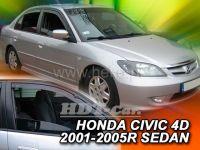Ofuky oken Honda Civic 4D 2000 =>, sed přední