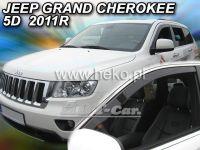 Ofuky oken JEEP Grand Cherokee, 5D 2011 => přední