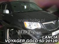 Ofuky oken LANCIA Voyager Gold 5D 2012 => přední