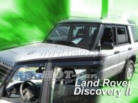 Ofuky oken Land Rover Discovery II 5D. 1999-2004, přední + zadní