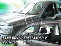 Ofuky oken Land Rover Freelander II 5D. 2007 =>, přední + zadní