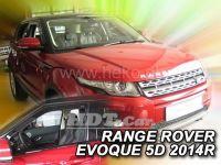 Ofuky oken Land Rover Range Rover Evoque 5D. 2011=>