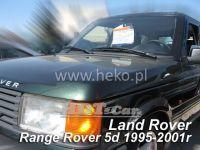 Ofuky oken Land Rover Range Rover II 5D. 1994-2002, přední + zadní