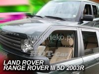 Ofuky oken Land Rover Range Rover III 5D, 2002 => sada