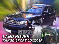 Ofuky oken Land Rover Range Rover Sport 5D, 2005 =>, sada