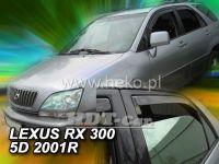 Ofuky oken Lexus RX300 USA, 2009 =>, sada