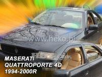 Ofuky oken MASERATI Quattroporte 4D, 94-2000, přední + zadní